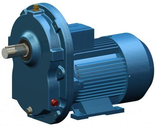 Параллельный мотор-редуктор TS 031 321